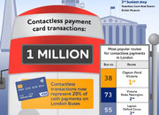 One million London bus journeys paid for with contactless payment cards - photo 2
