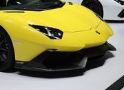 Lamborghini Aventador LP720-4 50° pictures and eyes-on - photo 2