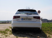 Audi S3 pictures and hands-on - photo 5