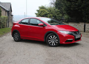 Honda Civic 1.6 i-DTEC SE review - photo 3