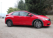 Honda Civic 1.6 i-DTEC SE review - photo 4