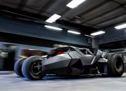 Batmobile to race in Gumball rally, team builds custom Batman Tumbler - photo 5
