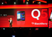 BlackBerry Q5 announced, Qwerty keyboard phone on a budget - photo 2