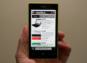 Nokia Lumia 520 review - photo 2