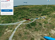 App of the day: Plane Finder 3D review (iPhone and Android) - photo 4