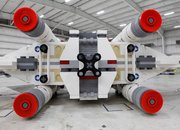 Life size X-Wing is largest Lego model ever built - photo 2