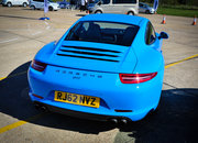 Porsche 911 Carrera pictures and hands-on - photo 2