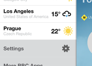 App of the day: BBC Weather review (iPhone) - photo 3