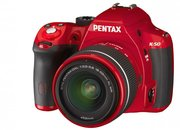Pentax announces mid-range K-50 and K-500 DSLRs in 120 colours - photo 2