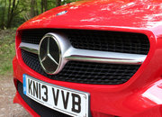 Mercedes-Benz CLA 220 CDi Sport pictures and first drive - photo 4