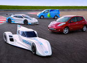 Nissan ZEOD RC: World's first 300kph electric racing car - photo 3