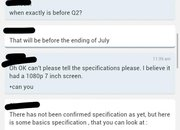 Asus chat support reveals new Nexus 7 2 specs - photo 3
