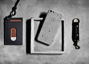 Concrete Luna iPhone case offers solid protection, each one unique - photo 3