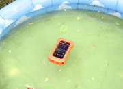 Lifeproof life jacket for iPhone 5 case: Big, orange, and it floats too - photo 2