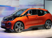 BMW i3 pictures and hands-on: The premium electric megacity car - photo 2