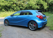 Mercedes-Benz A45 AMG pictures and hands-on - photo 2