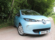 Renault Zoe pictures and hands-on - photo 2