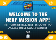 Hasbro Nerf Mission app brings heads-up-display to gun gaming - photo 4