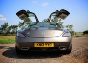 Mercedes-Benz SLS AMG GT Coupe pictures and hands-on - photo 4