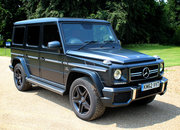 Hands-on: Mercedes G63 AMG review - photo 2