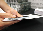 CSR: World's thinnest keyboard, fingers and hands-on - photo 4