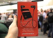 Plantronics BackBeat GO 2 earbuds hands and ears-on - photo 2