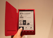 Sony Reader PRS-T3 pictures and hands on - photo 2