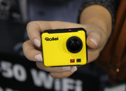 Rollei Actioncam S-50 WiFi takes on GoPro with smaller form and a screen, we go hands-on - photo 2