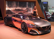 Frankfurt Motor Show 2013: The future according to concept cars - photo 2