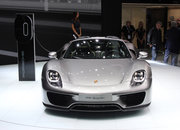 Porsche 918 Spyder pictures and hands-on - photo 5