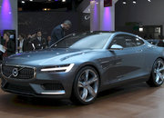 Volvo Concept Coupe hands-on, the new face of Sweden's finest - photo 2