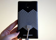 Nicholas Kirkwood Samsung Galaxy Note 3 cases: Hands-on with hypnotic chevrons - photo 2