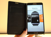 Nicholas Kirkwood Samsung Galaxy Note 3 cases: Hands-on with hypnotic chevrons - photo 4