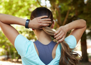 Fitbit Force promo images surface, showing off tracker's digital watch and altimeter - photo 3