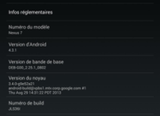 Google suprises new Nexus 7 owners with unannounced Android 4.3.1 update - photo 3
