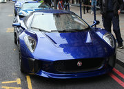 Jaguar C-X75 pictures and eyes-on - photo 5