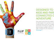 US carrier AT&T shows off FiLIP, an electronic wrist-wearable for tracking kids - photo 4