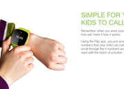 US carrier AT&T shows off FiLIP, an electronic wrist-wearable for tracking kids - photo 5