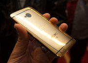 Gold HTC One pictures and hands-on - photo 2