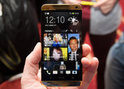 Gold HTC One pictures and hands-on - photo 4