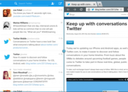 Twitter for Android tablet app launches - but it's exclusive to Galaxy Note 10.1 - photo 2