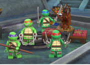 Win: Limited edition LEGO Teenage Mutant Ninja Turtle Minifigure - photo 4