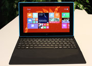 Hands-on: Nokia Lumia 2520 tablet review - photo 2
