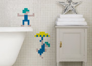 Topps Tiles celebrates gaming milestones with super-cool retro 8-bit bathroom designs - photo 3