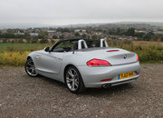 BMW Z4 sDrive 18i Roadster review - photo 5
