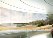 Photos show a new look inside Apple's 'Spaceship' campus - photo 5
