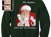 Digital Dudz smartphone-enhanced Christmas jumpers: Be the talk of the office party - photo 4