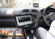HERE Maps street view cars read road signs: We hitch a ride in the Google-beating motor - photo 3