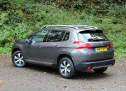 Peugeot 2008 Allure e-HDi 92 review - photo 4