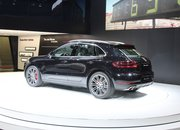 Porsche Macan pictures and hands-on - photo 4